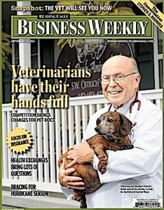 Business Weekly Cover