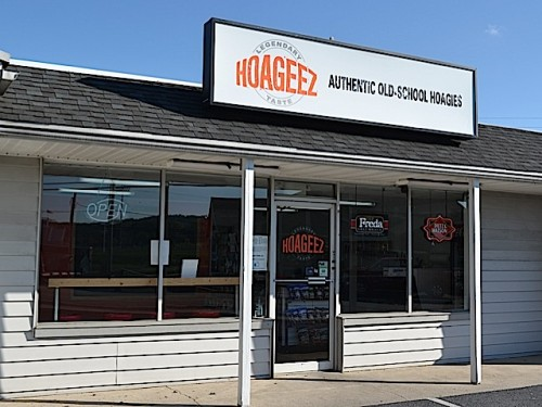 Hoageez is at 422 Walton Ave., Hummelstown.